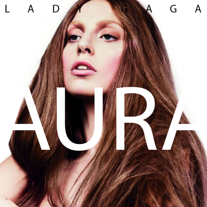 Aura by Lady Gaga