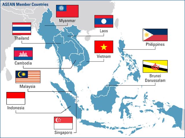 Países ASEAN
