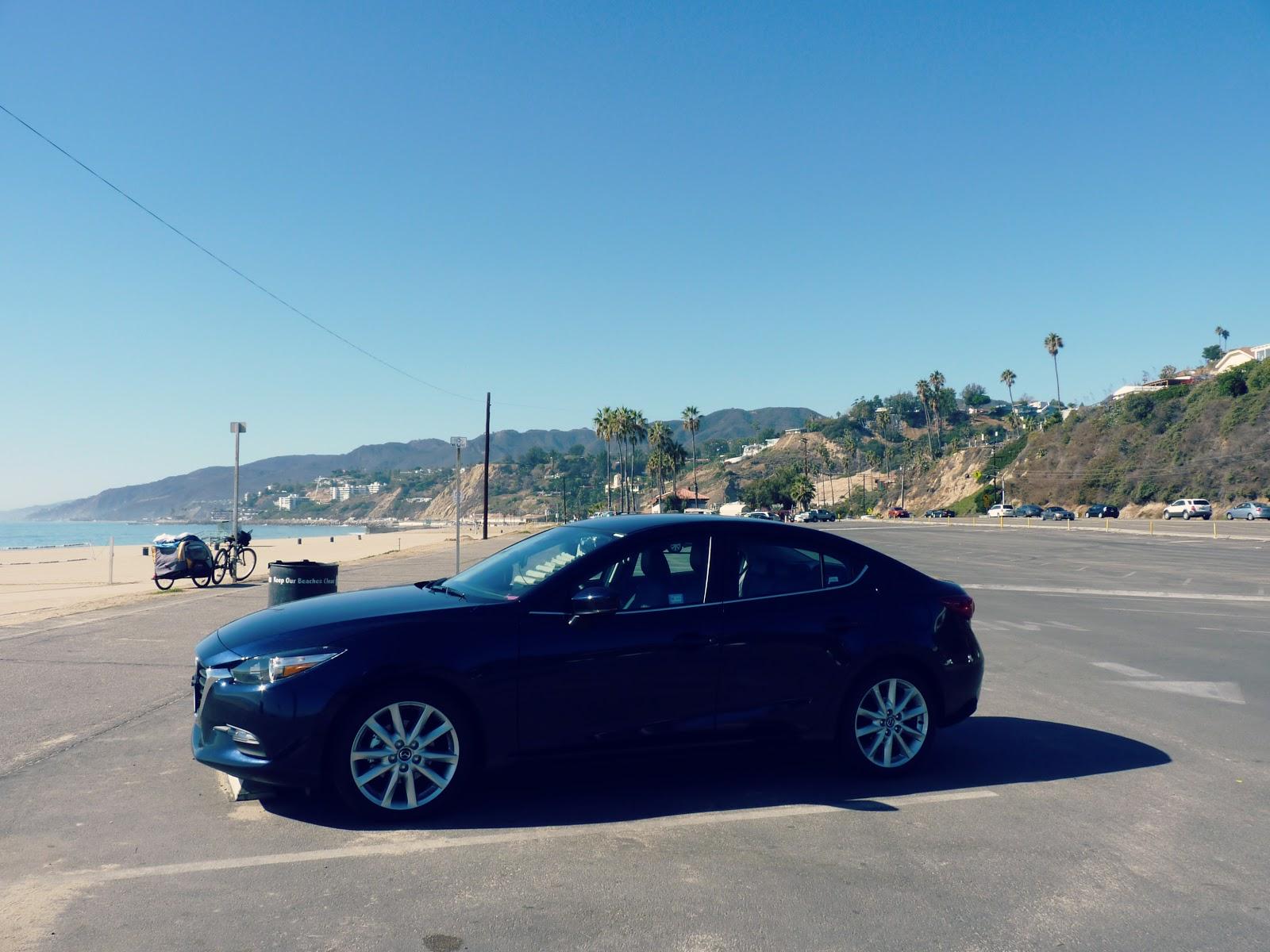 Mazda de location