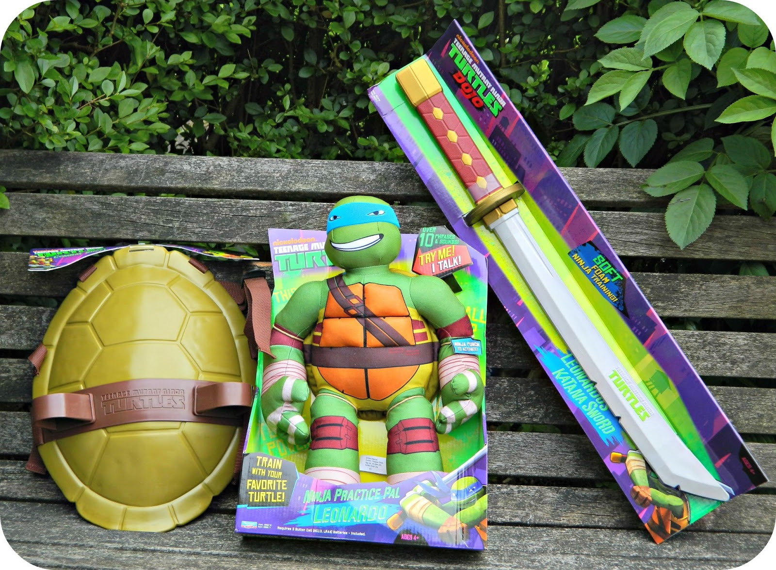 Practice Your Teenage Mutant Ninja Turtles Moves with Flair