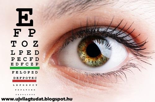 új látás glaukóma)