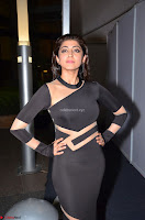 Pranitha Subhash in a skin tight backless brown gown at 64th Jio Filmfare Awards South ~  Exclusive 080.JPG