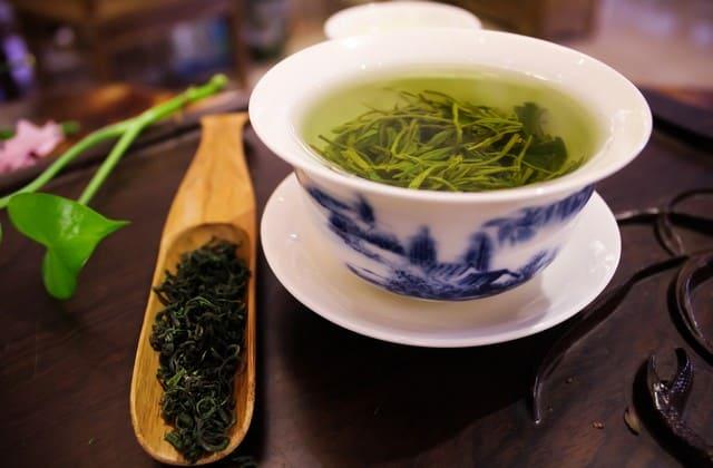 Ramuan teh hijau
