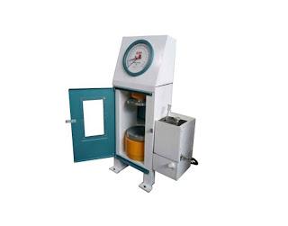 Jual Electric concrete compression machine