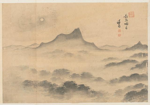 겸재(謙齋) 정선(鄭敾, 1676~1759) 경교명승첩(京郊名勝帖) 장안연월