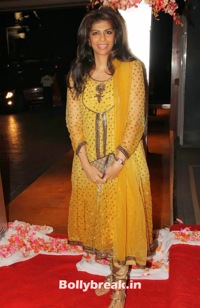 Chocolatier Zeba Kohli, Siddharth Kannan & Neha Agarwal Wedding Reception Pics