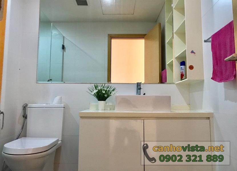giá bán căn hộ the vista quận 2 - phòng tắm 1