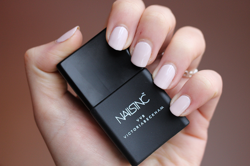 Victoria Beckham X Nails Inc Bamboo White A Little Obsessed
