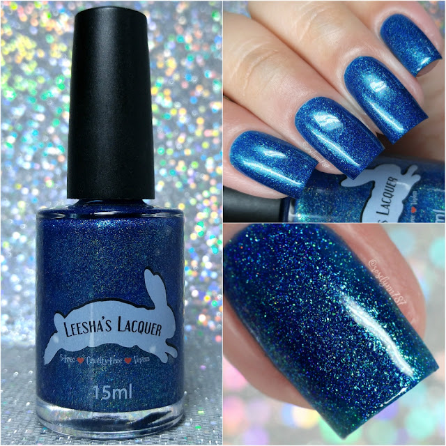 Leesha's Lacquer - OOAK of the Month April 2018