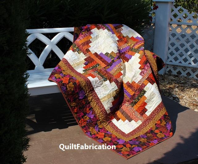 Leaf Piles Quilt