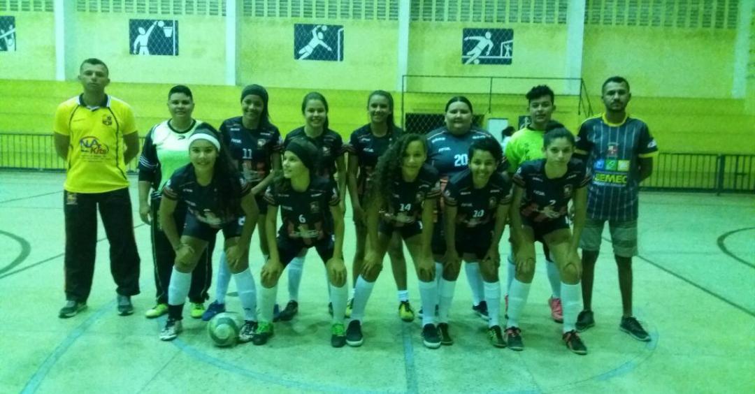 8895a4dc14 FUTSAL FEMININO  Sport de São José do Sabugi vence Atlético Santanense na  preliminar da final do Intermunicipal de Futsal
