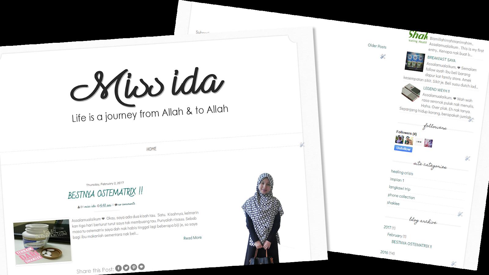 Ida Blog