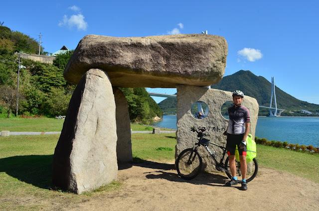 Велопоход по Японии. Острова Сикоку и Хонсю
