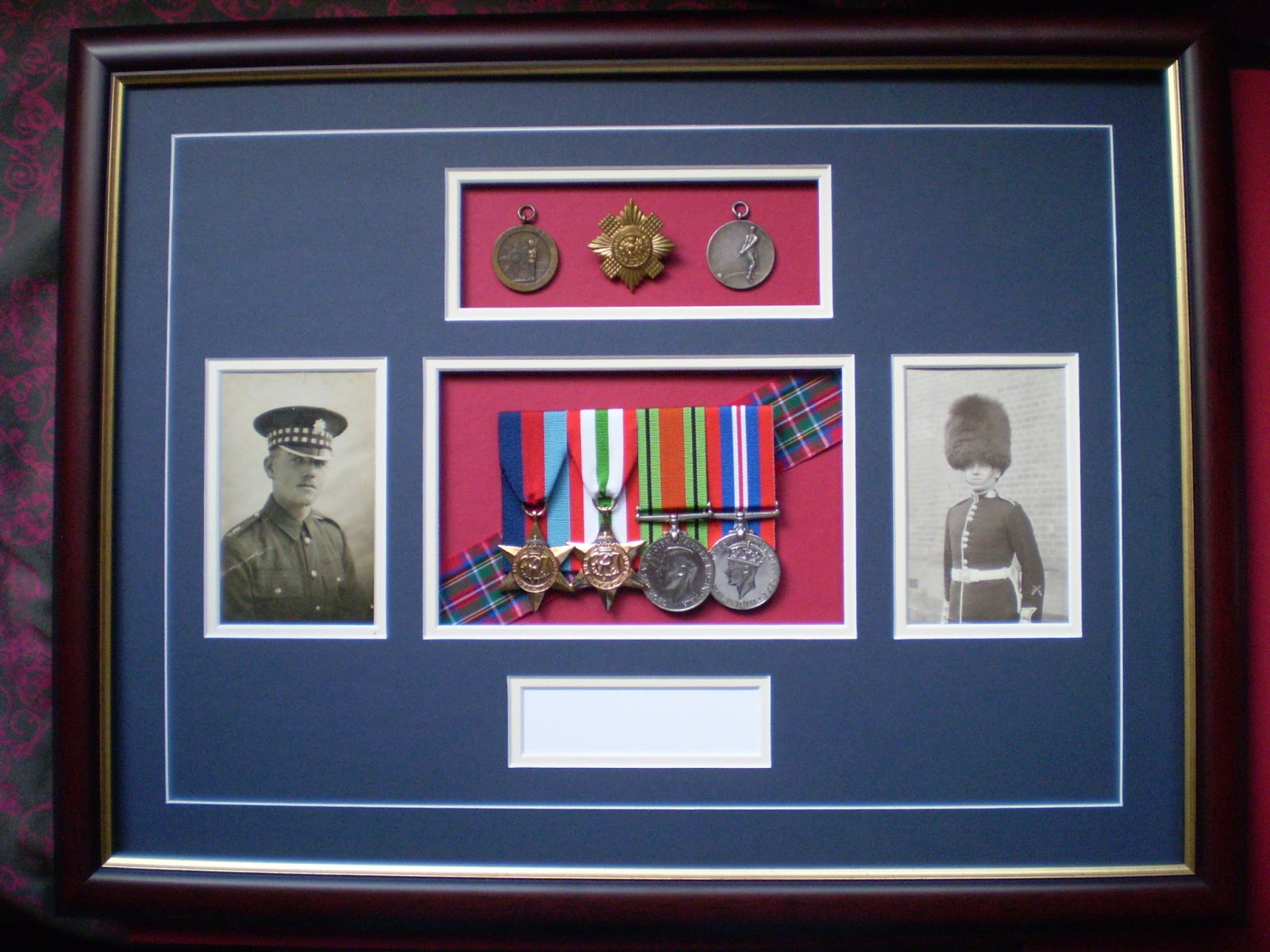 Military Medal Mounting And Framing Australia Medal