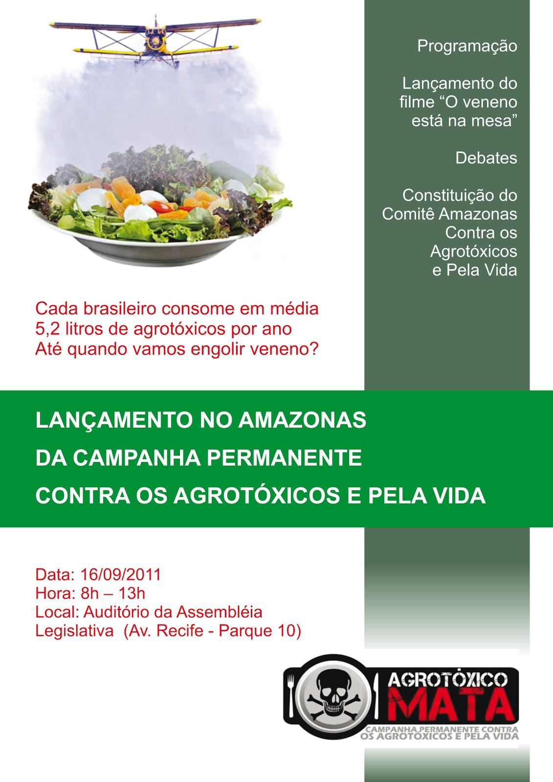 381ee6ddb Lançamento no Amazonas da Campanha Permanente