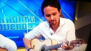 Pablo: y si hay que cantar, se canta