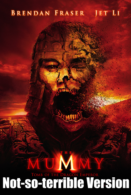Shapescapes: Movies from the Multiverse-Mummy: Tomb of the