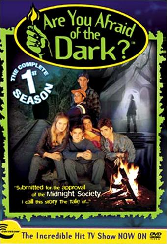Are You Afraid of the Dark? [1991] [Temporada 1] [DVDR] [NTSC] [Latino]