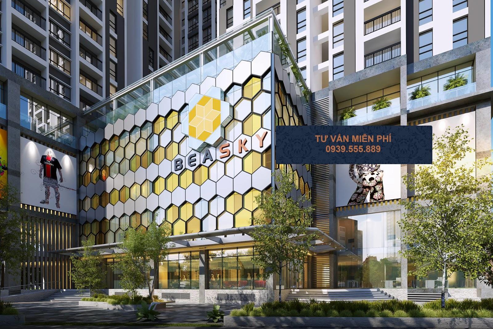 Dự án Bea Sky Nguyễn Xiển | Phòng Dự án: 0981.939.517