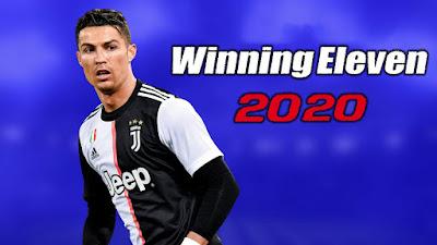 بدون نت بحجم 150 ميجا  فقط على ميديا فاير Winning Eleven تحميل لعبة we 2020 للاندرويد