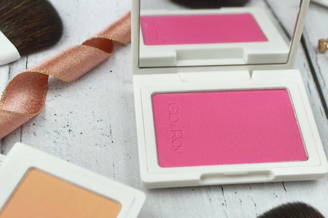 Glo & Ray's Wonder Blush Cheek Collection Review Lovelaughslipstick Blog