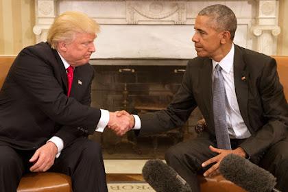 Obama avoids hitting Trump, Hillary skewers the media