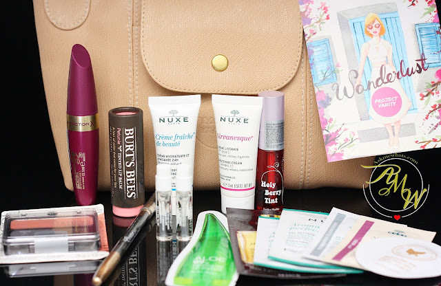a photo of  Project Vanity's Wanderlust Kit