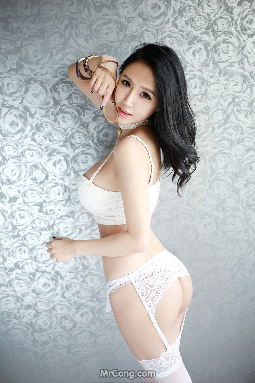 MyGirl No.006: Model Yu Da Xiaojie AYU (于大小姐AYU) (30P)
