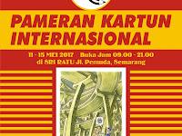 "Pameran kartun internasional ""Astra Motor International Cartoon Contest 2017"""