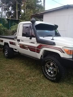 Toyota Landcruiser  Open Back  on sale in Port Moresby
