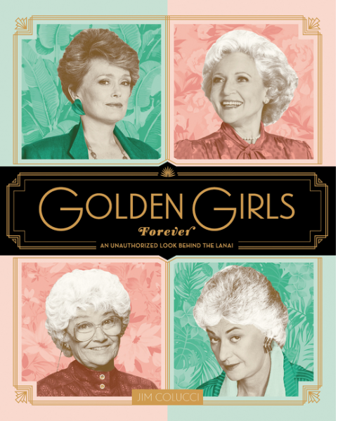golden girls book