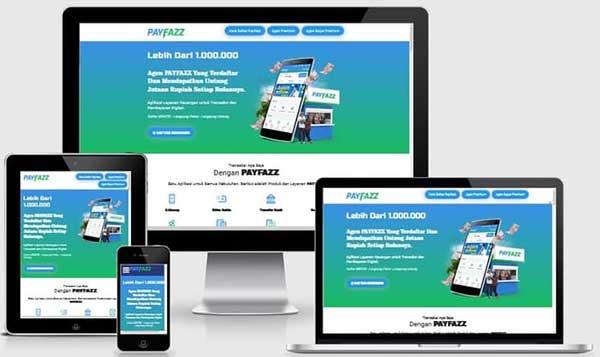 Cara Top Up Saldo Payfazz Via Mandiri Online