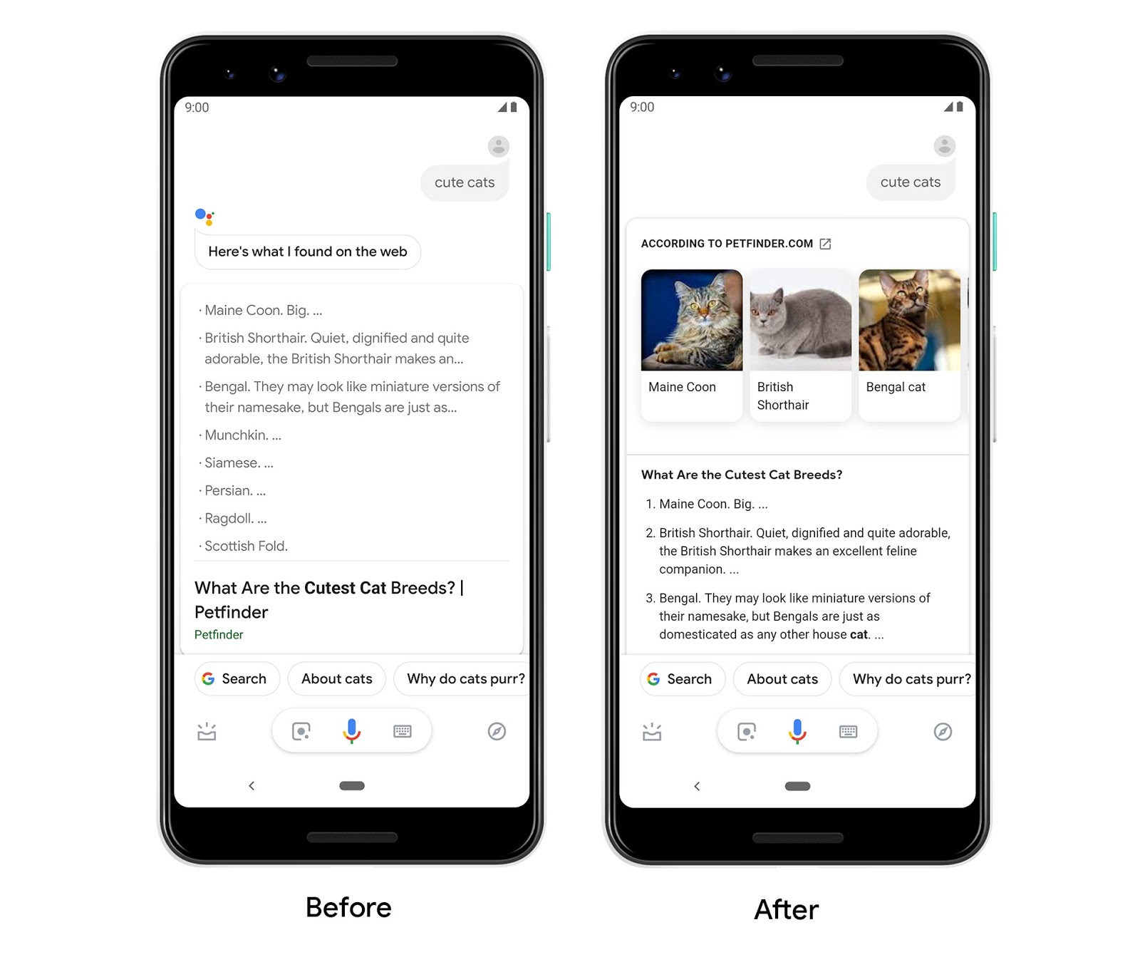 Google Assistant for Android Getting a Visual Refresh / Digital
