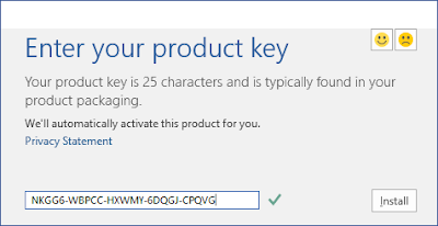 serial key windows 8.1 single language