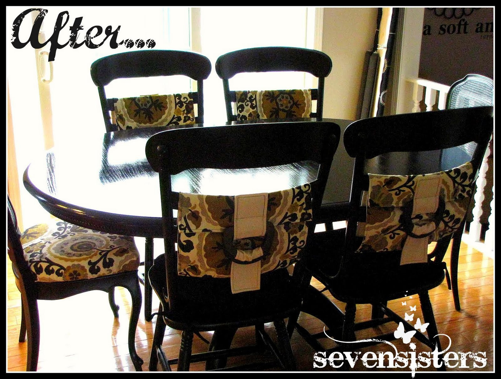 party chair covers walmart hanging swing chairs for bedrooms great ideas -- diy inspiration {7}