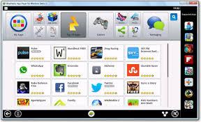 تحميل برنامج بلوستاك مشغل تطبيقات والعاب اندرويد علي الكمبيوتر Download BlueStacks