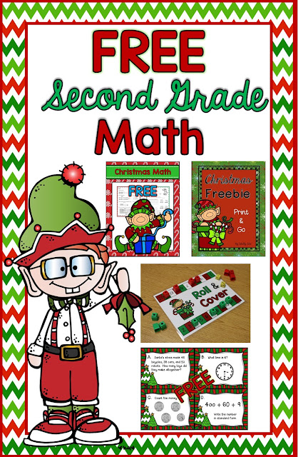 FREE Math for 2nd Grade