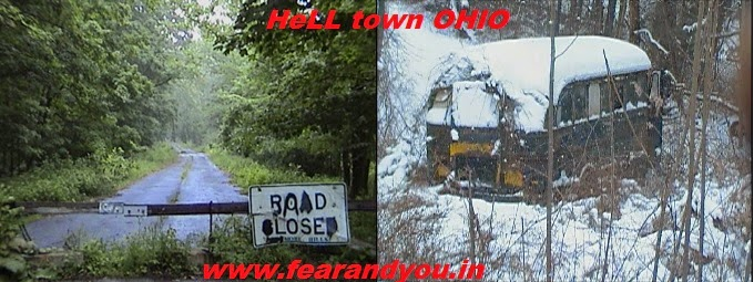 haunted places in ohio