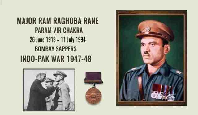 Ram Raghovar Rane Paramvir Chakra
