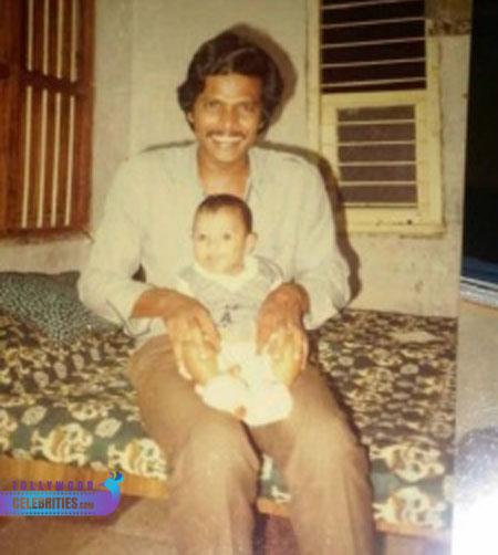 Sundeep Kishan Family Photos