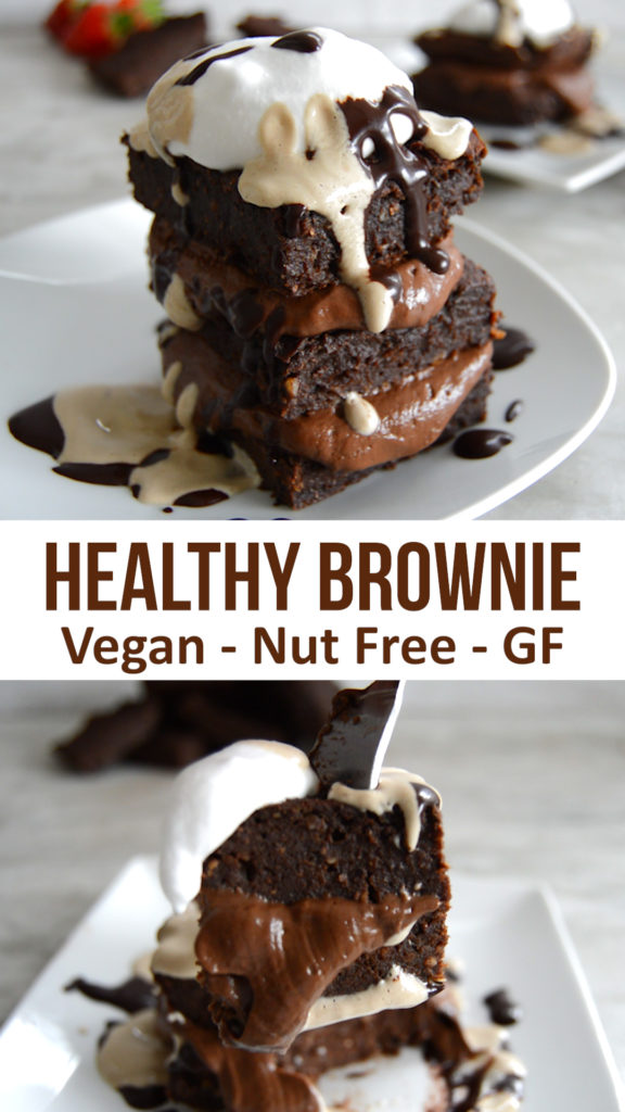 Ultimate Healthy Chocolate Brownie Recipe