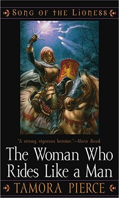 The Woman Who Rides Like a Man book cover