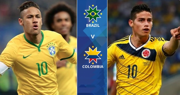 اجراء البرازيل وكولومبيا مباراة وديه لصالح ضخايا طائرة شابكو ينسي