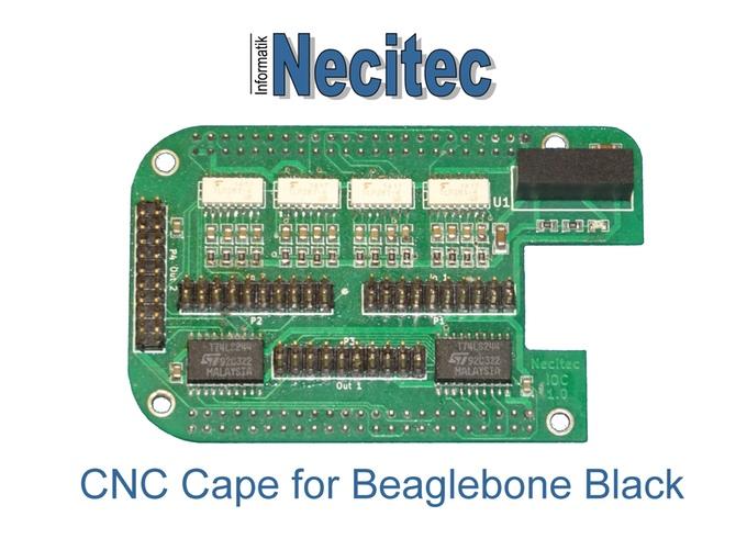 BeagleBone Hardware Capes - Machinekit Blog