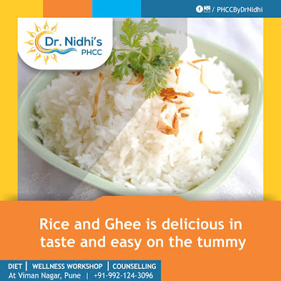 rice with ghee