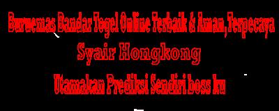 Syair Hongkong,30-03-2019