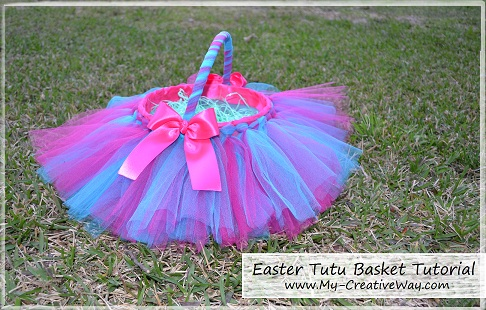 ... how to make an easter tutu basket you may remember this easter tutu
