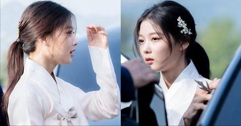 Phim Ngắm loạt ảnh đẹp tựa nữ thần của nữ hoàng cổ trang mới Kim Yoo Jung-2016