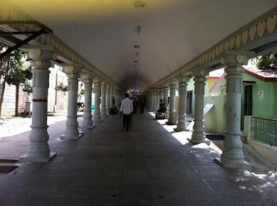 supadham entrance tirumala