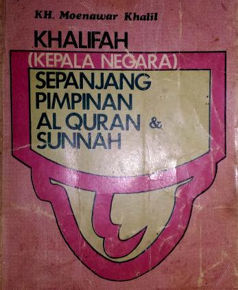 Buku Khalifah Moenawar Khalil